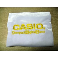 Накидка бархатная для цифровых пианино серии CDP, белая