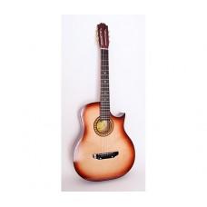 31C Гитара акустическая, с вырезом, Ижевский завод Т.И.М