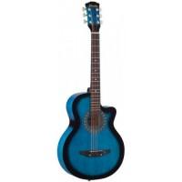 Акустическая гитара Belucci BC 3810-Blu