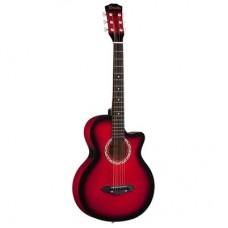 Акустическая гитара Prado HS-3810-RD