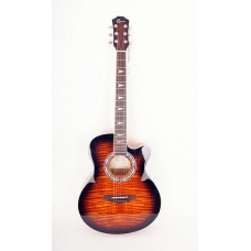 Акустическая гитара, с вырезом, RA-A01C-NL Homage