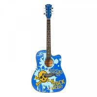 Акустическая гитара Belucci BC3840 1349 (Skelet)