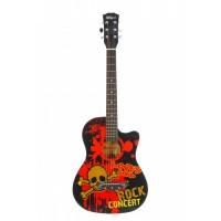 Акустическая гитара Belucci BC3840 1350 (Rock)