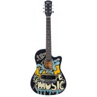 Акустическая гитара Belucci BC3840 1424 (Music)