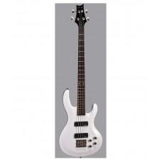 Бас-гитара Clevan CB-40-WH
