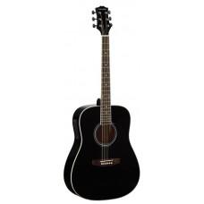 Электроакустическая гитара COLOMBO LF - 4111 EQ / BK