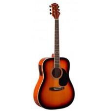 Электроакустическая гитара COLOMBO LF - 4111 EQ / SB