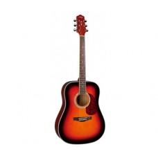 DG220VS Акустическая гитара Naranda
