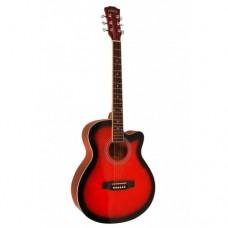Акустическая гитара ELITARO E4010C RDS