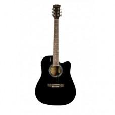 Акустическая гитара ELITARO E4110C BK