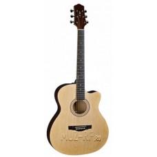 Акустическая гитара c вырезом, Naranda TG120C NA