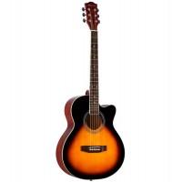Акустическая гитара PHIL PRO AS - 4004/ 3TS