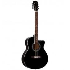 Акустическая гитара PHIL PRO AS - 4004/ BK