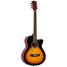 Акустическая гитара PHIL PRO  AS - 3904 / 3TS