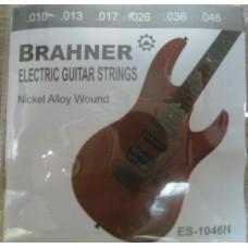 Комплект струн для электрогитары BRAHNER ES-1046N