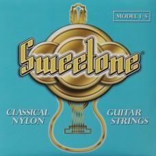 Комплект струн для классической гитары нейлоновые LA BELLA Sweetone 1-S