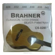 Комплект струн для классических гитар BRAHNER CS-028SP