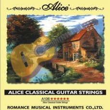 Комплект струн для классической гитары ALICE A106-H
