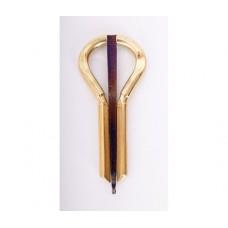 Варган алтайский, малый, темное покрытие, Мастерская Поткина VPM1