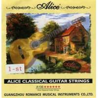 Струна гитарная №1 нейлон, Alice A106-1
