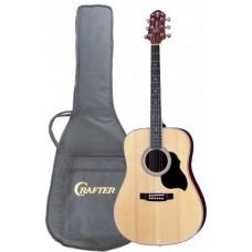 Акустическая гитара CRAFTER MD-40 N +чехол