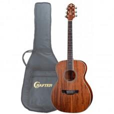Акустическая гитара CRAFTER T6 MH/BR +чехол